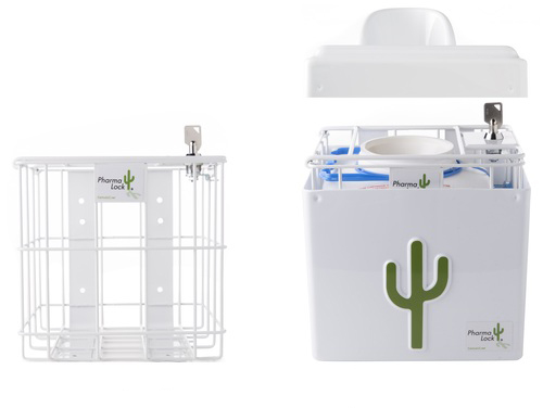 Cactus Pharma Lock System     Cactus Pharma Lock OR System                     For EMS                            For Hospitals & Surgery Centers                                                                          Liquid cartridge not included