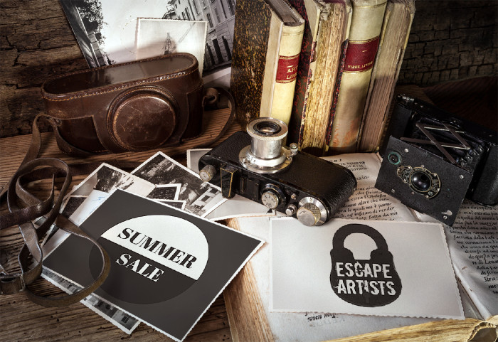 Escape Artists - Halifax, Nova Scotia - Promotional Images