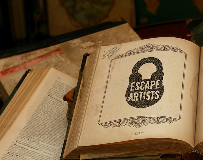 Escape Artists - Homepage - Halifax Nova Scotia - Promotional Image