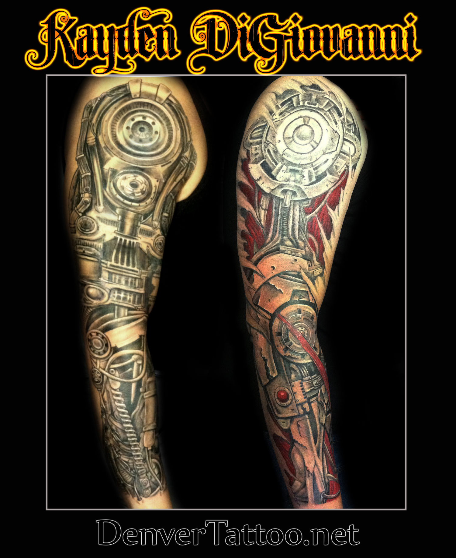 Biomechanical — Tattooer.net
