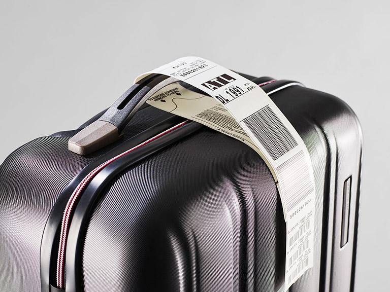RFID labelling for the travel industry