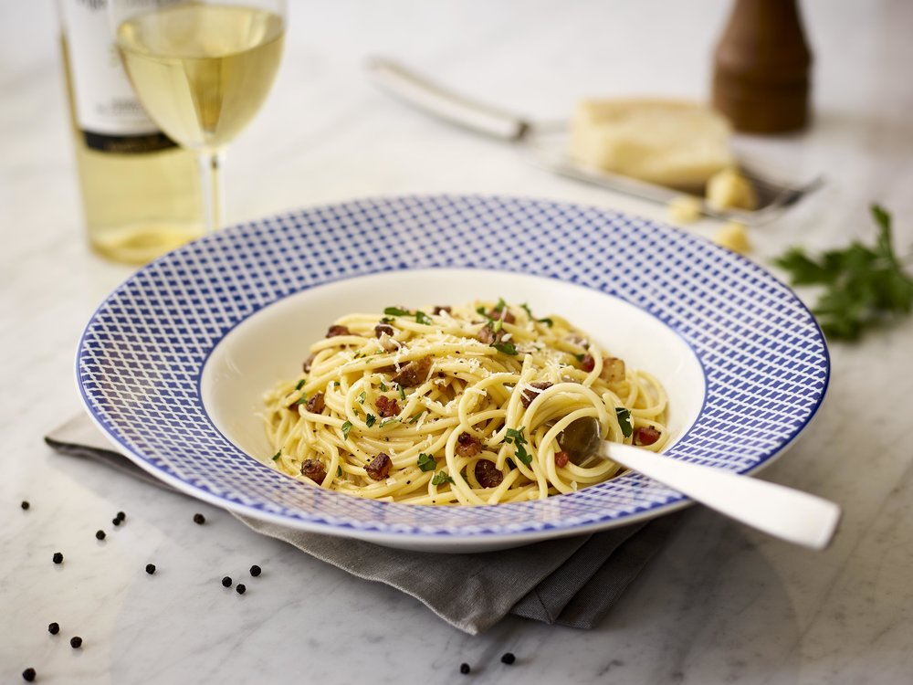 Imagery for Carluccio's new festive menu