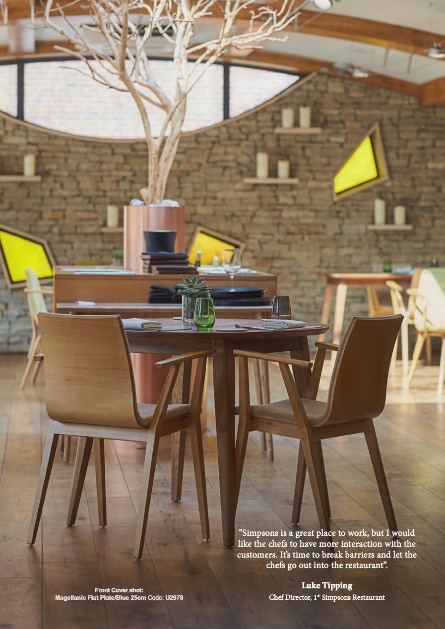 Simpsons Restaurant - Birmingham Image by Frasershot Studios