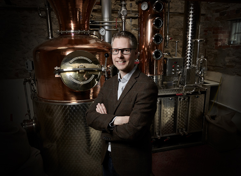 Jeremy Stephens, Head of Distilling and Operations