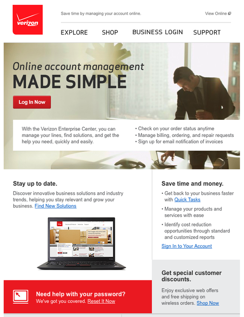 Lyons Creative - Free program to create invoices verizon online store
