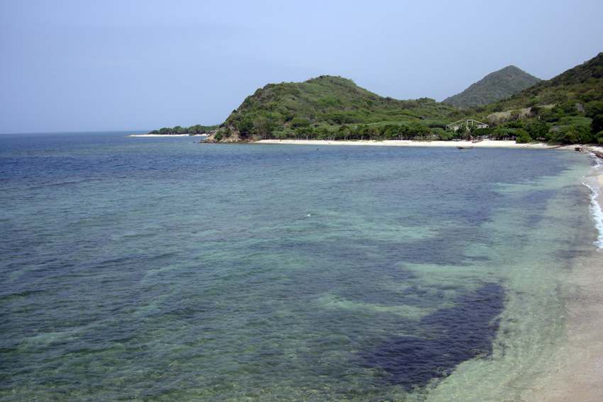 The   Le Dragon   wreck site on the north coast of the Dominican Republic, which will become a major maritime archaeological site during July 2018.
