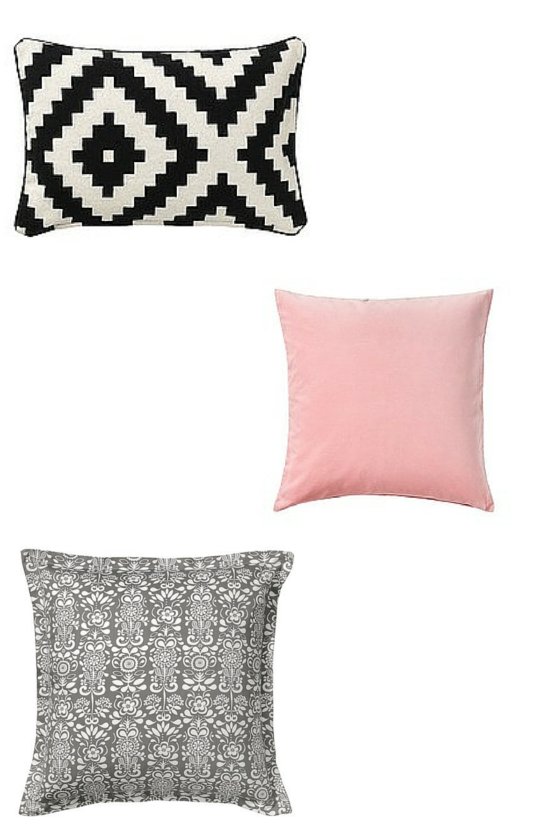 Ikea pillows