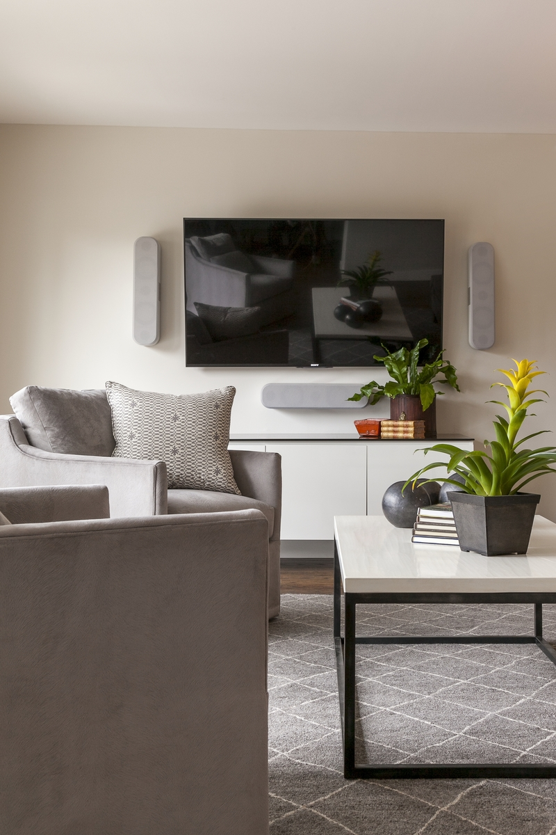Design Dilemma How to include a TV in Interior Design Interior