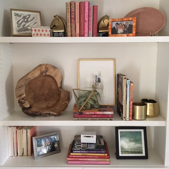Bookcase Styling by Price Style and Design