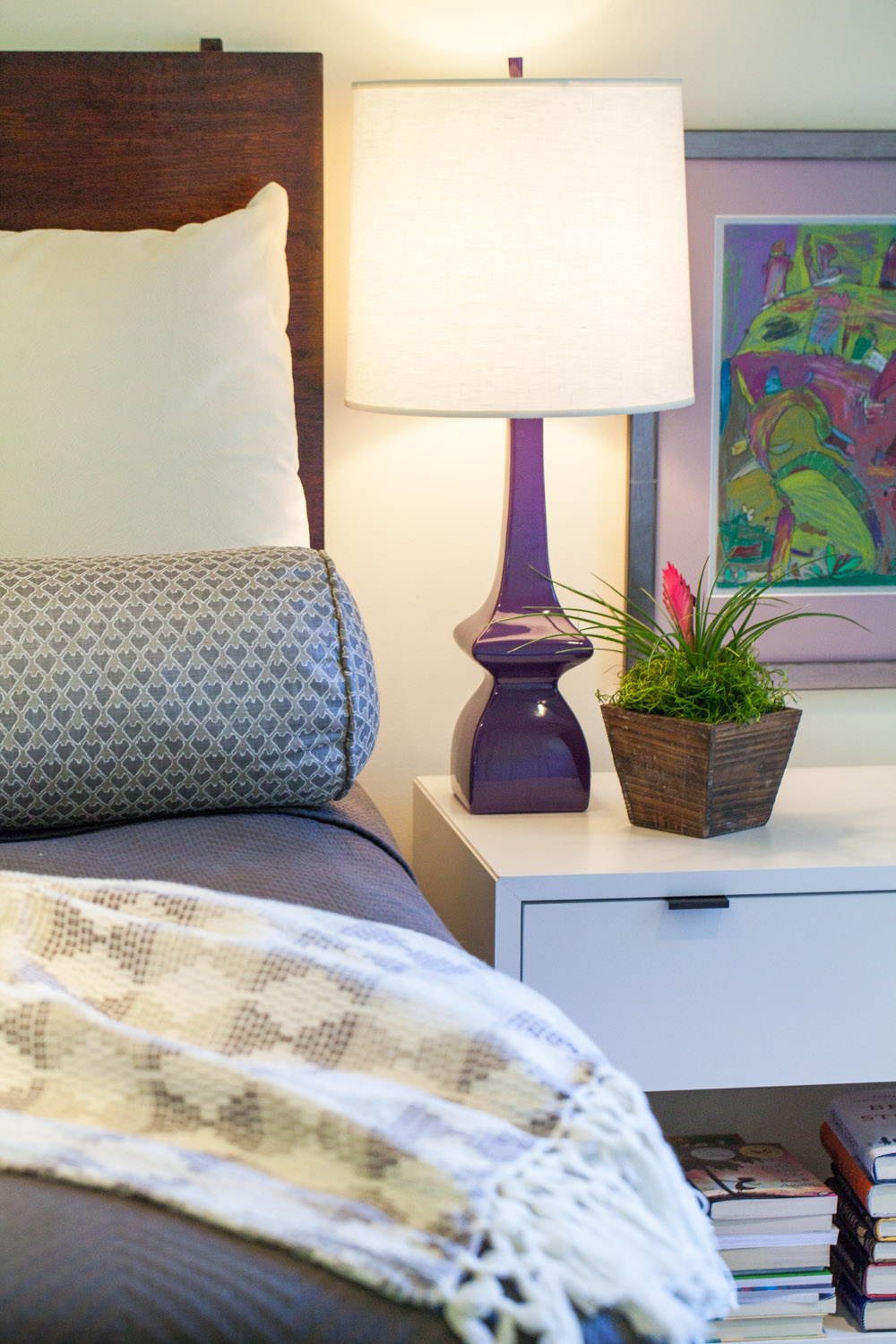 Photography by  Terry Riggins ; Design by  Price Style and Design