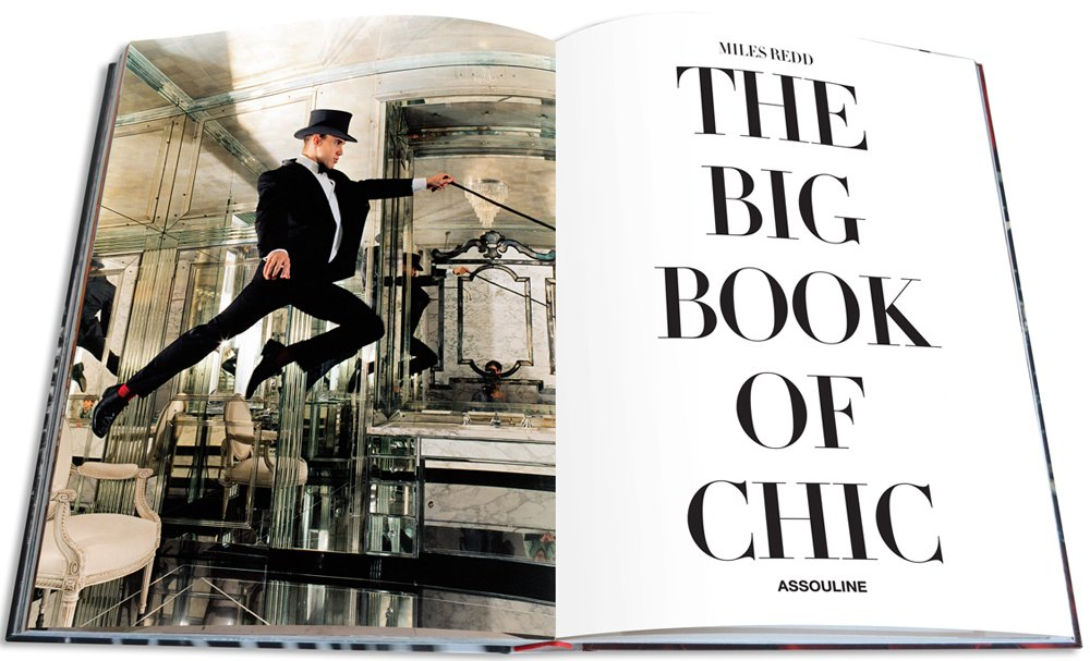 Big Book of Chic by Miles Redd
