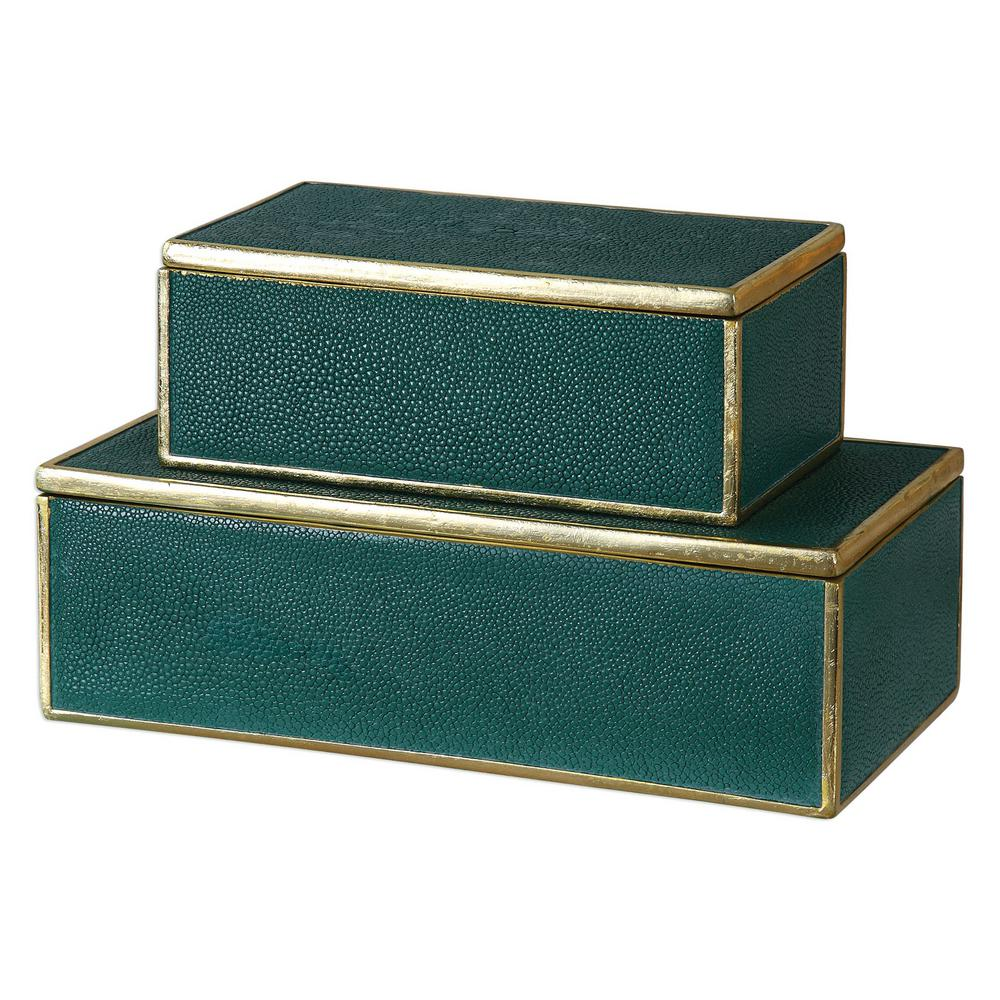 Emerald Boxes
