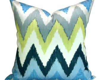 Adras Ikat Pillow