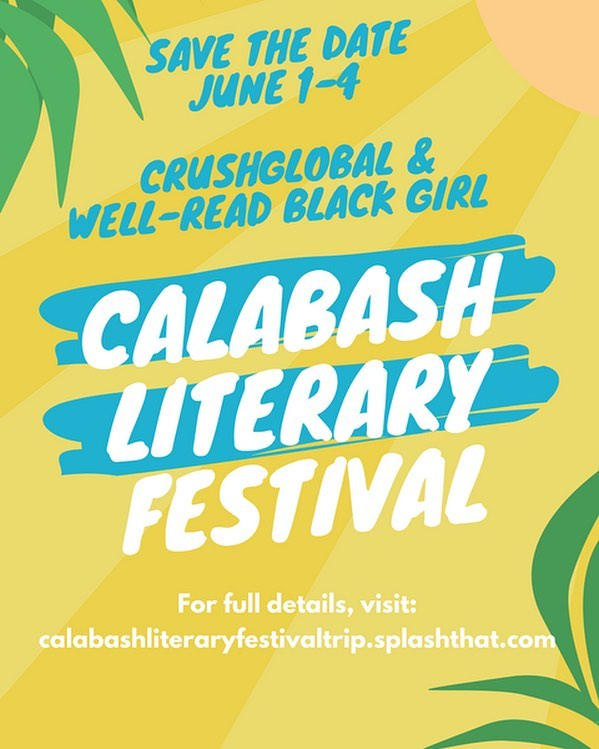 Time to grab a book and your passport, because CrushGlobal is partnering with @wellreadblackgirl for a Caribbean getaway!!! Rum, your favorite authors (in person!), an oceanside villa, book discussions, and more melanin magic than you can fathom. Click the link in bio to be the first to receive this special offer! #WRBG #CrushGlobal