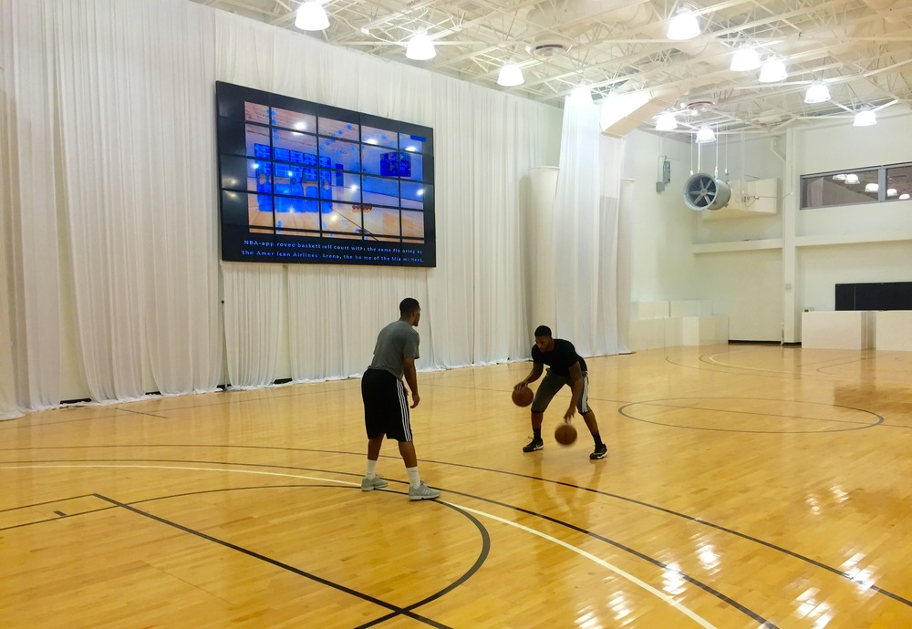 See details on NBA Training