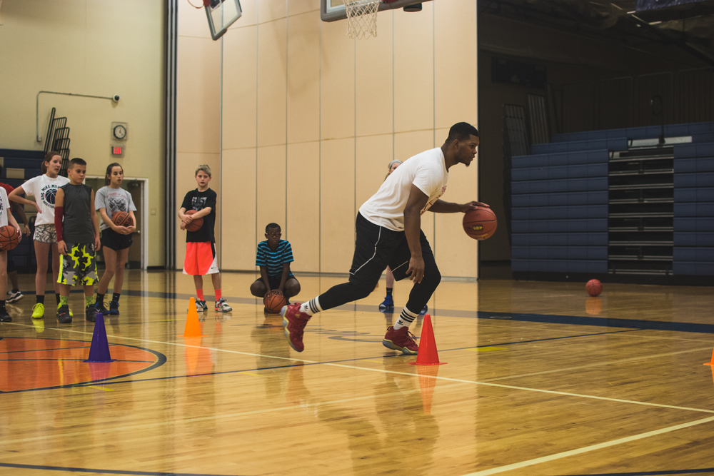 Private Skill Training With NBA trainer Adam Taylor