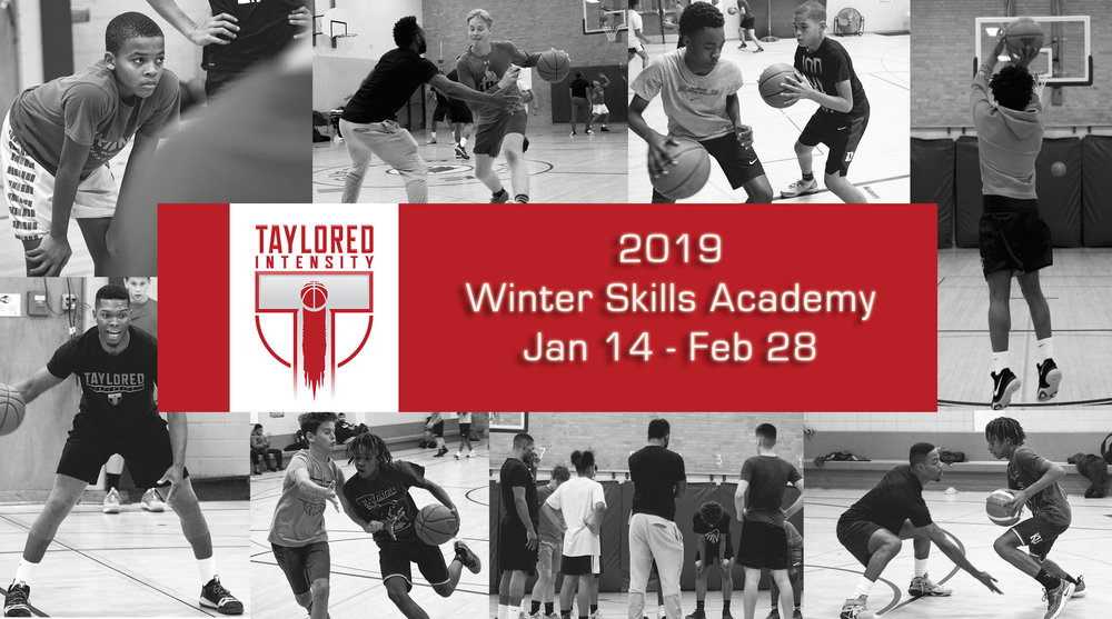 NEW WINTER SKILLS ACADEMY STARTING NEXT WEEK!