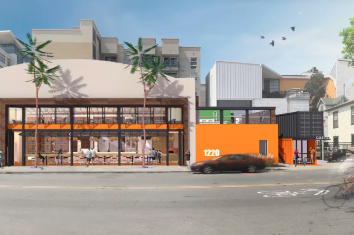 Courtesy rendering from Eatery SD