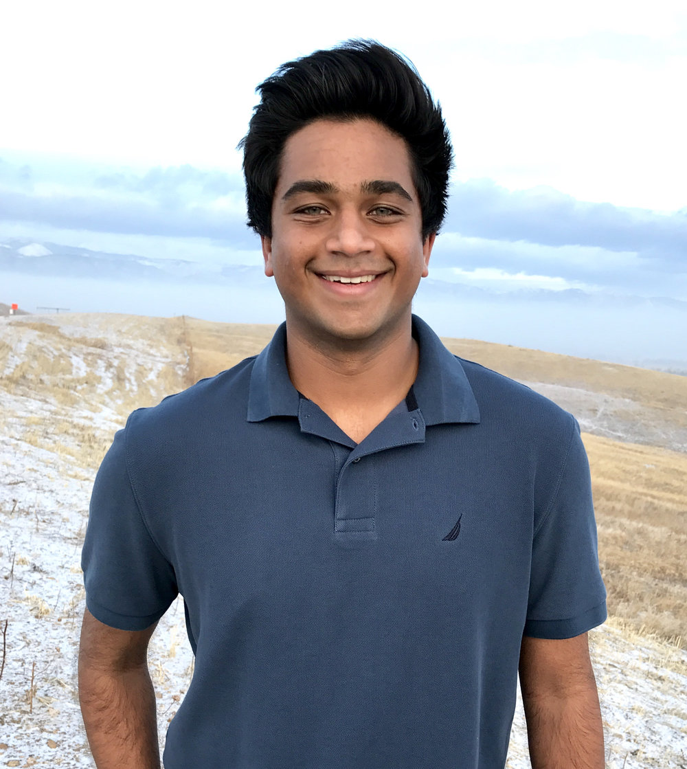 Anurag Golla (Co Vice Chair)