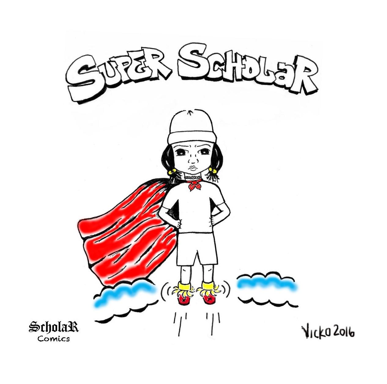 Super scholar scholar comics prev next stopboris Images