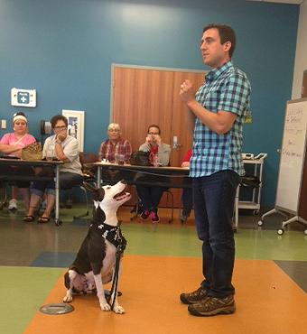 David and Shelter Dog Cosmo (002).jpg