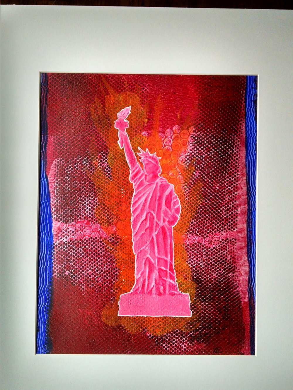 Fiery Liberty