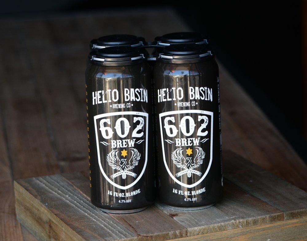 602 Brew Blonde