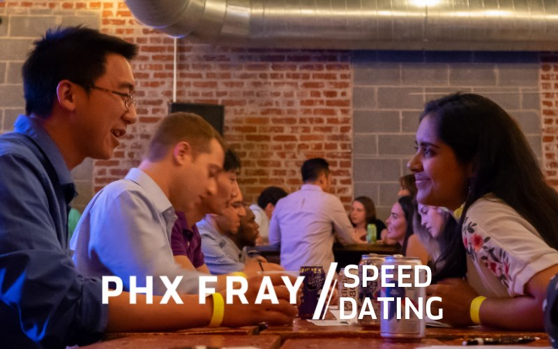 Phönix Speed Dating-Events