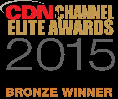 CDN Channel Elite Awards 2015 Bronze Winner