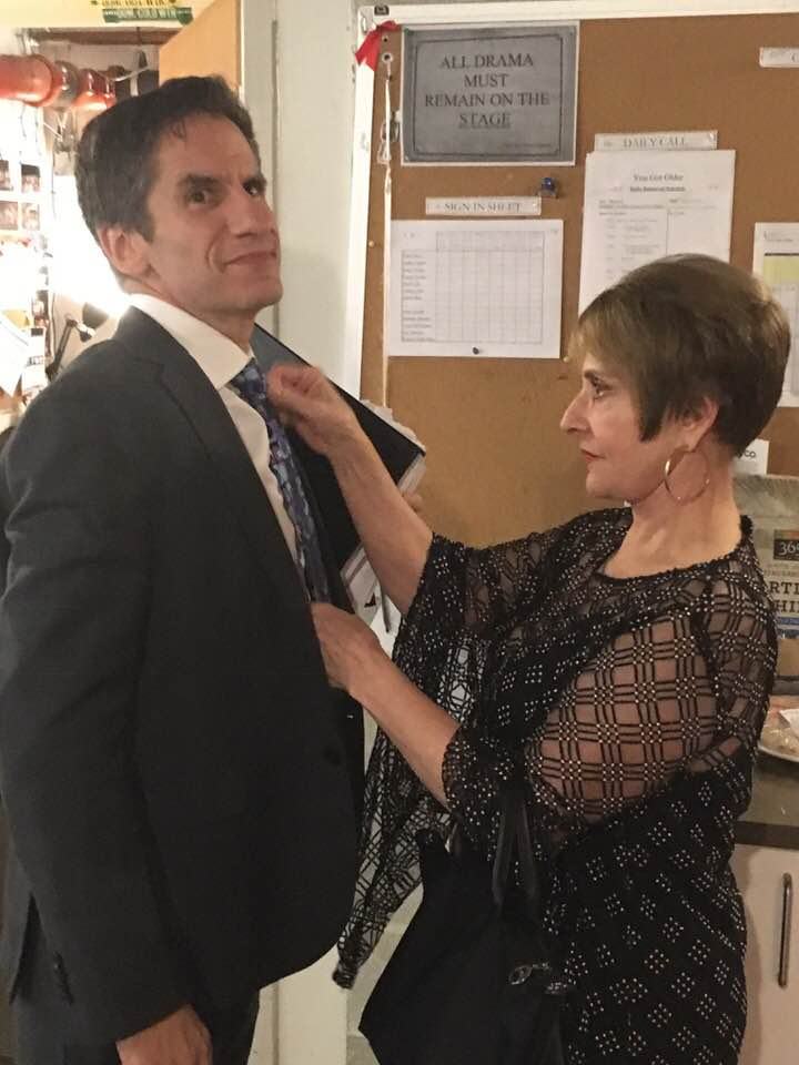 Patti Fixing my tie.jpg