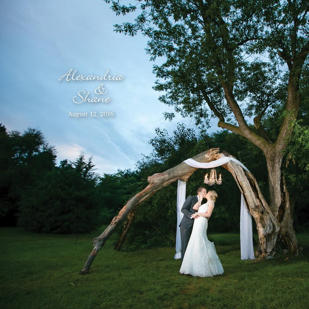 12x12 album PC: Jeannine Marie Photography