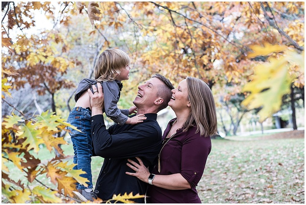 Minneapolis Family Session