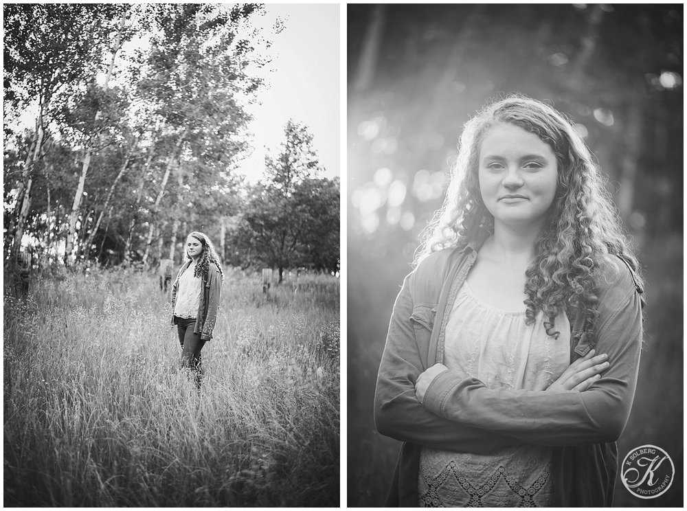 Minneapolis Senior Session