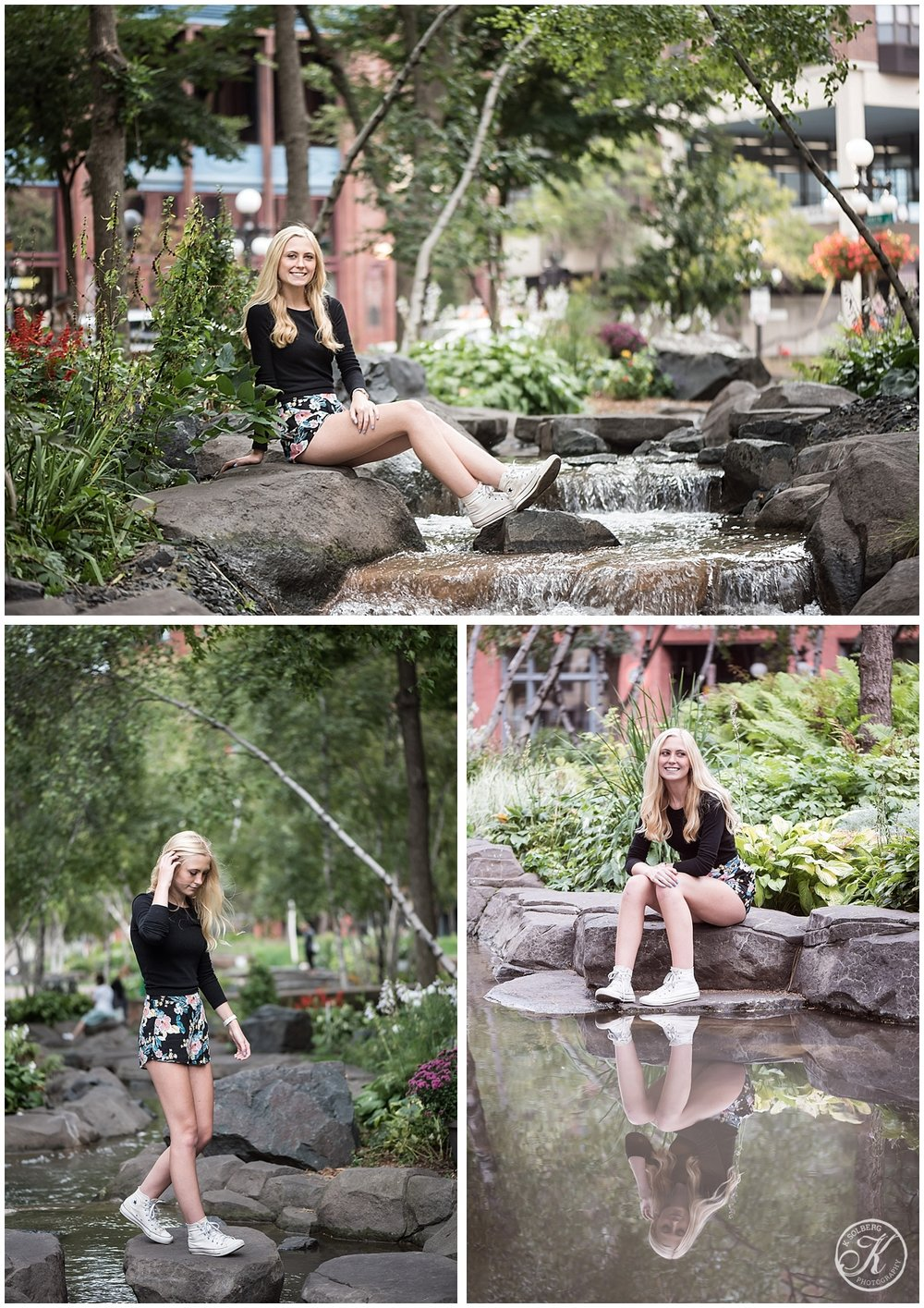 Minnesota Senior Portrait Photographer