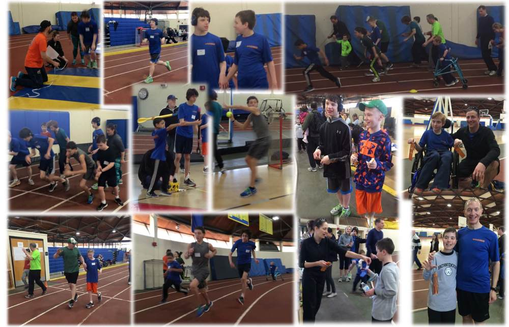 2016 Indoor Team Track Meet
