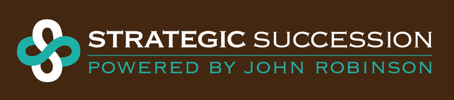 Strategic Succession by The John Robinson Group - Exit and Succession Planning