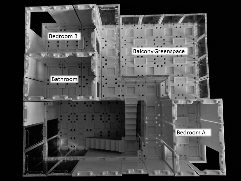 Plan View: Second Floor