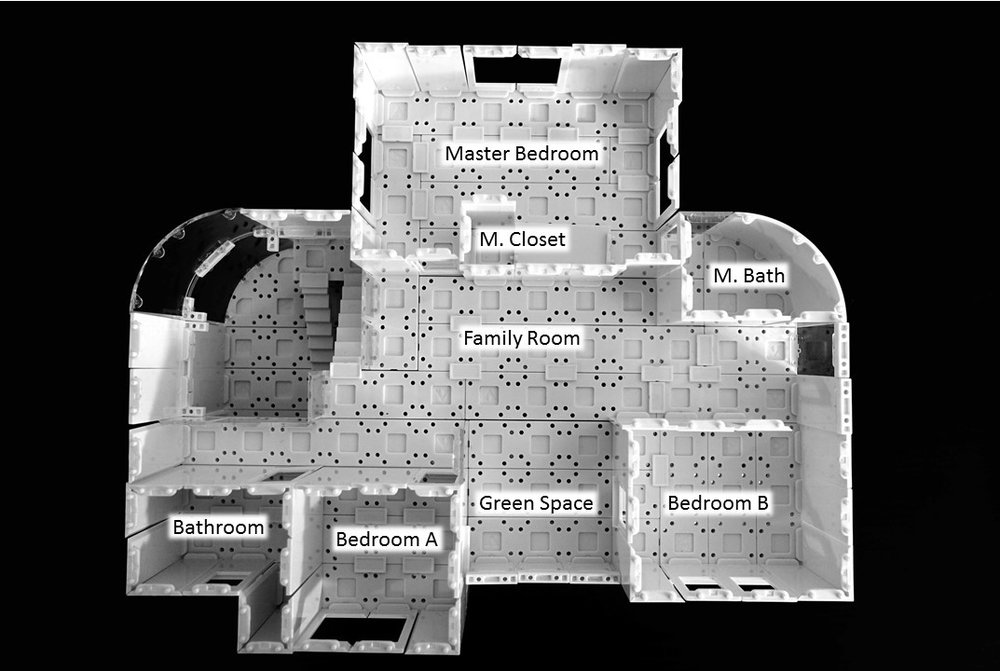 Second Floor Plan Layout