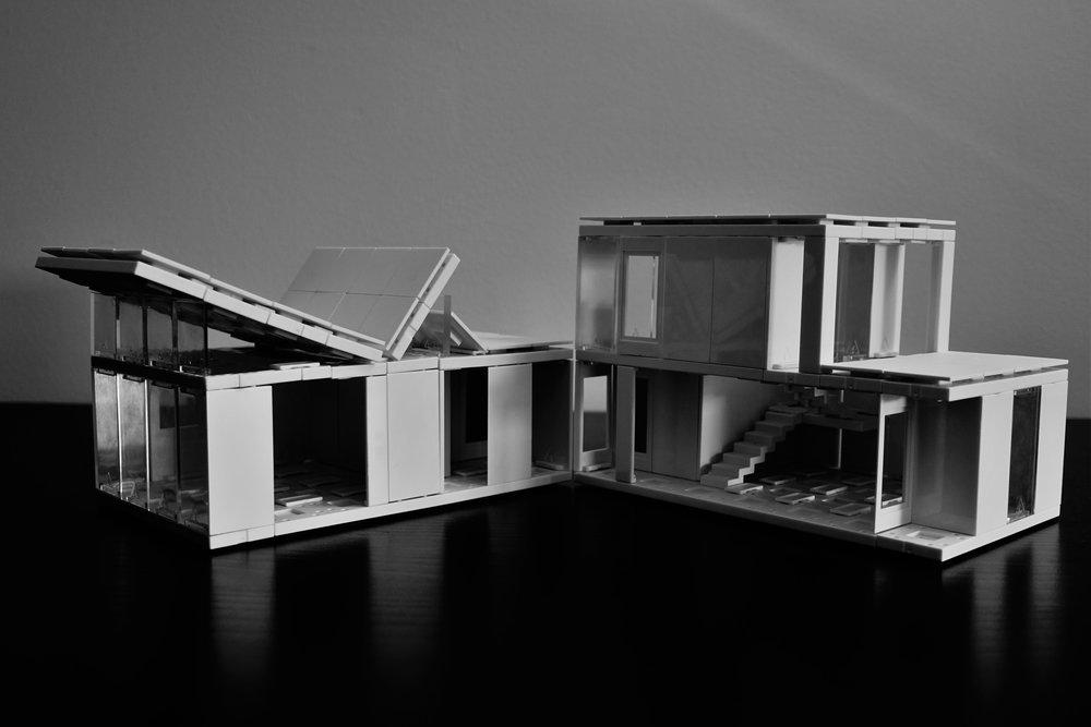 Arckit Model 11 - Residential Green Home