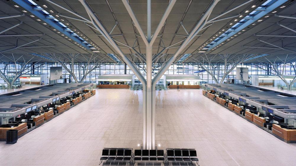 Stuttgart Airport Structural Case Study Rikysongsu