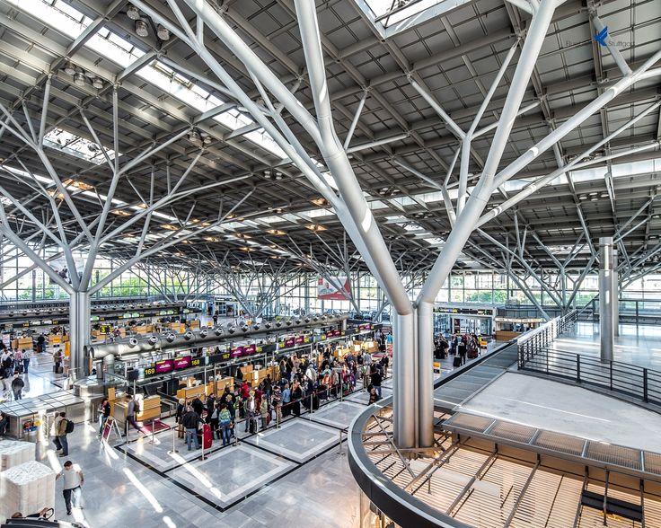 stuttgart airport structural case study  u2014 rikysongsu