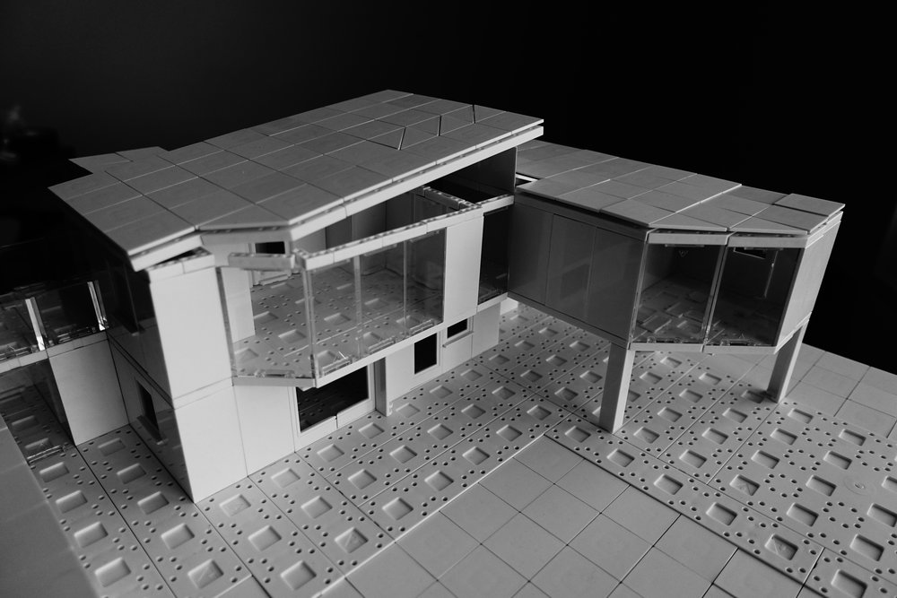 Arckit Model 35B - New Second Floor