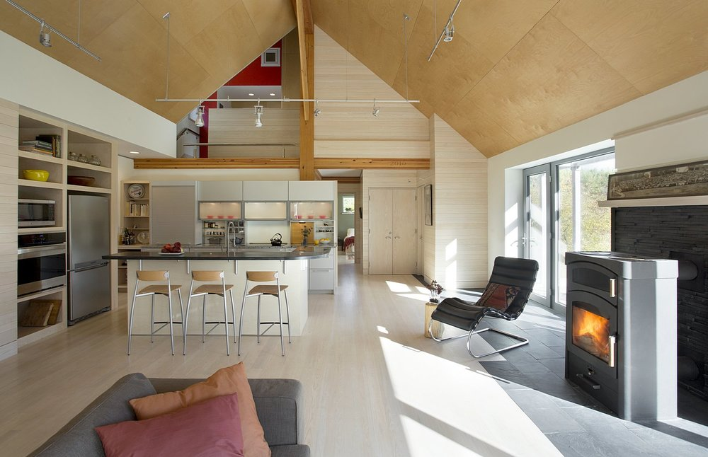 Farmstead Passive House - Vermont, USA