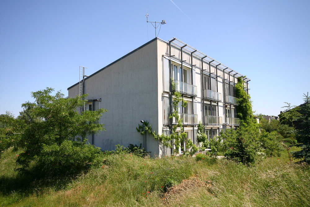 Kranichstein Passive House - Germany