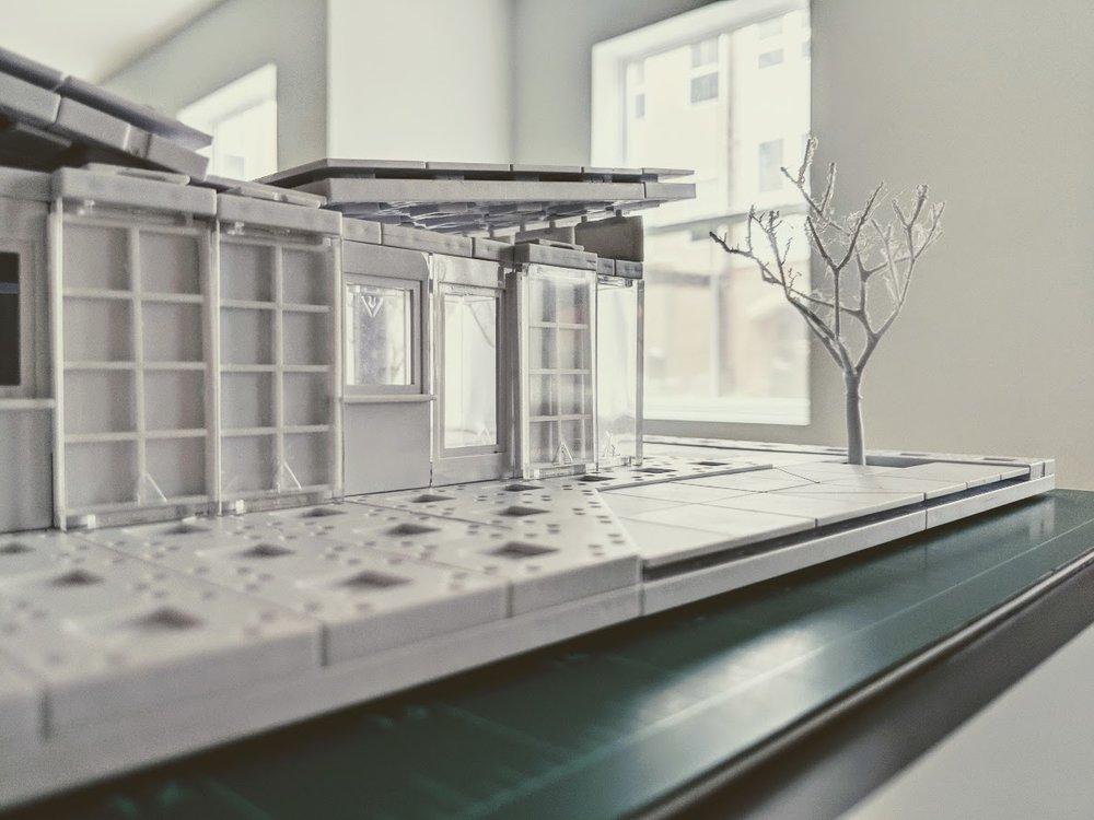 ARCKIT Passive House Model 5 - 2018