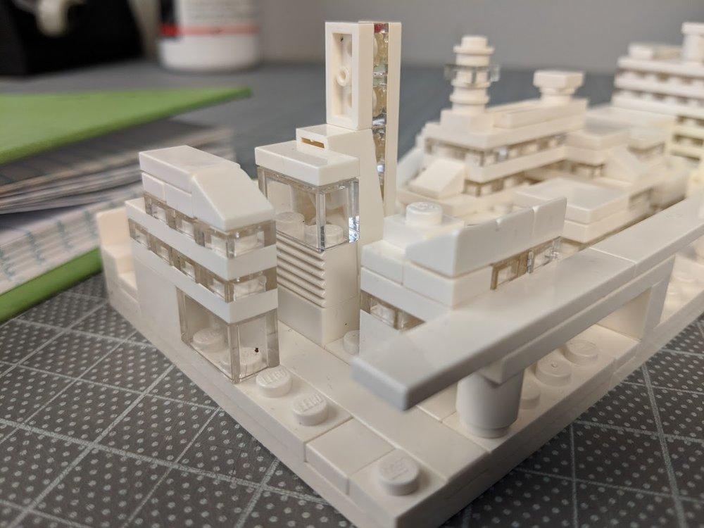 LEGO Studio Model - RikySongSu - 2018