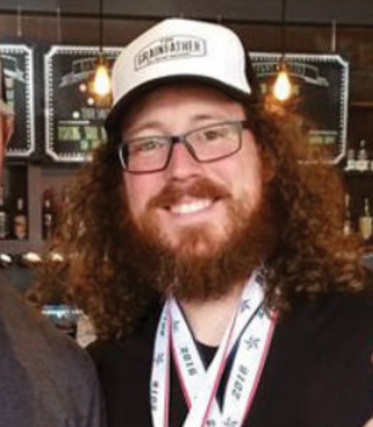Scott Strain, Co-Owner, Kros Strain Brewing Company