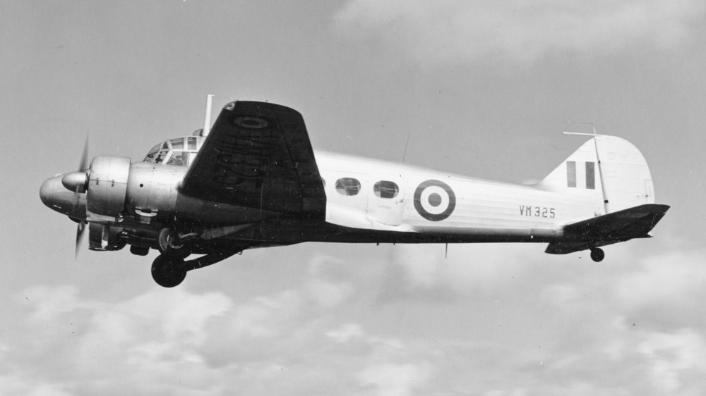 EKCO was involved in the manufacturing of RAF machinery, indluding the Avro Anson plane.