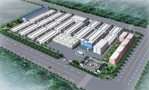 International Audio Group's (IAG) 400,000 sq ft manufacturing facility.