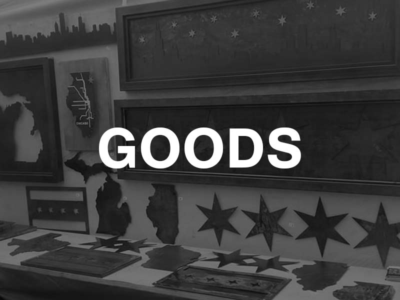 Visit our online store now to shop our selection of handcrafted goods manufactured by our students and the Arc Academy team.